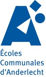 Logo écoles bleu